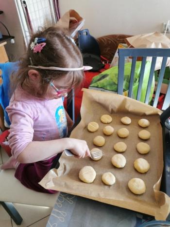 Basia i jej ciasteczka
