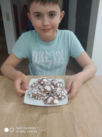 Ciasteczka gotowe!