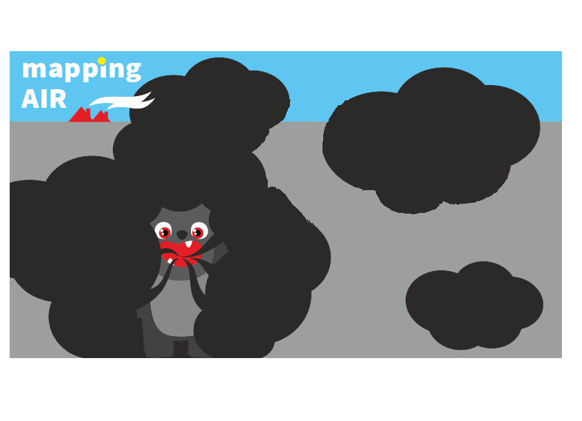 Dolnośląski konkurs smogowy ''Stwórz Smogoluda''.